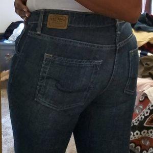 Levis signature straight leg jeans